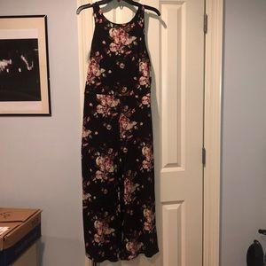 Fortune + Ivy Pants - Boutique cropped jumpsuit